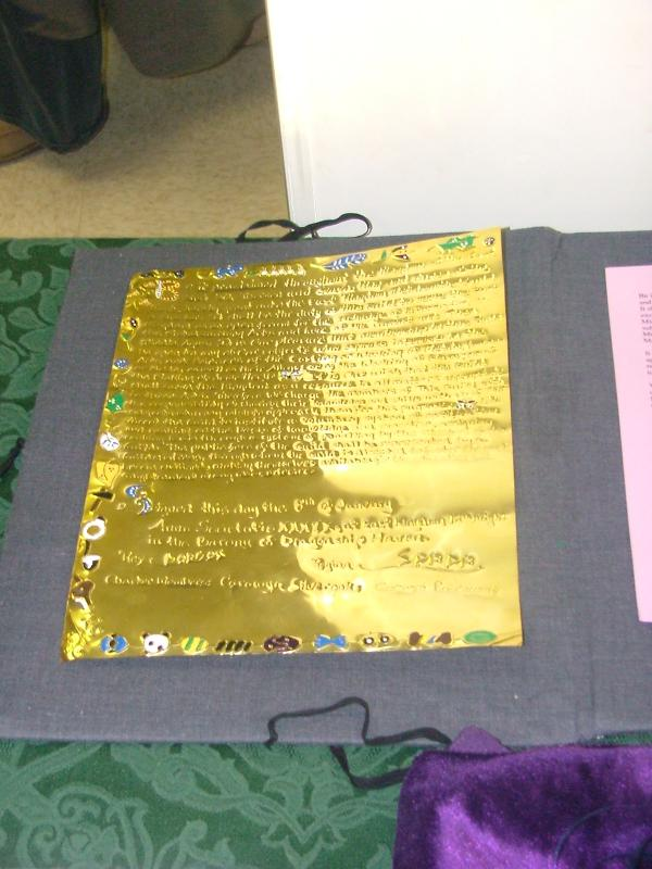 Brass Charter Document